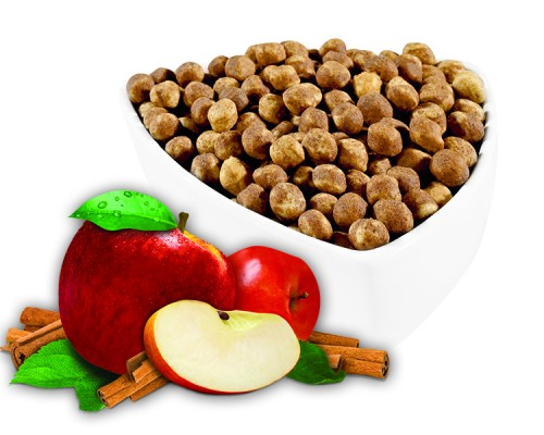 Restricted Soy Puffs