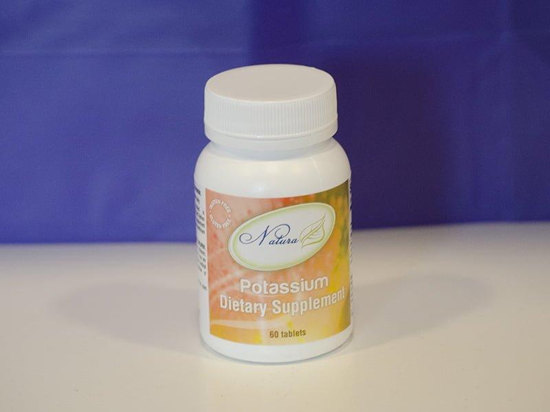 Potassium Citrate 60 Day