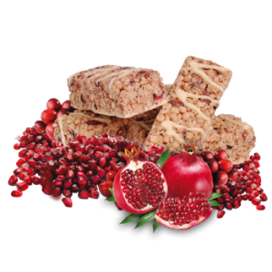 Cranberry and Pomegranate Flavoured Bar