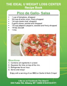 Pico de Gallo- Salsa